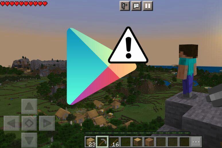 Minecraft falešné doplňky