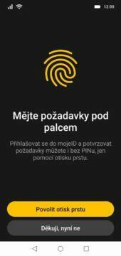 MojeID aplikace Klíč úvod
