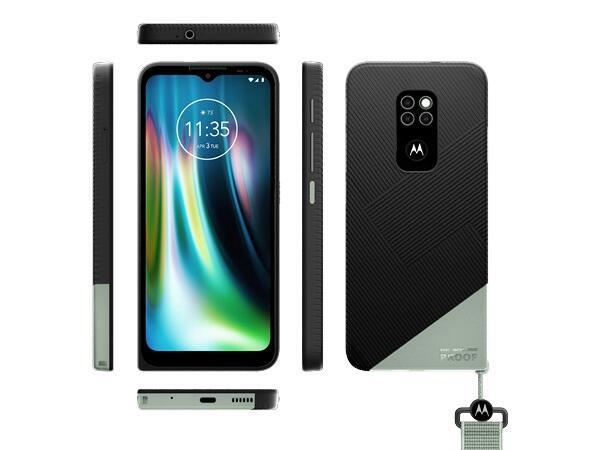 odolný smartphone Motorola