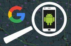 Najdi moje zařízení Find my device Android Google