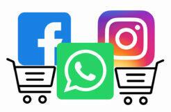 Nakupování přes WhatsApp či Instagram Facebook Facebook marketplace sociální sítě prodej