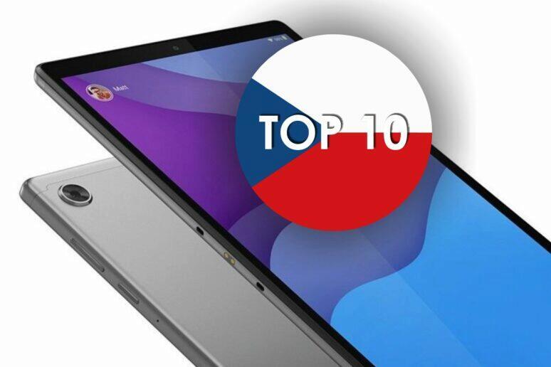nejoblíbenější Android tablety čr top 10 heureka tablet