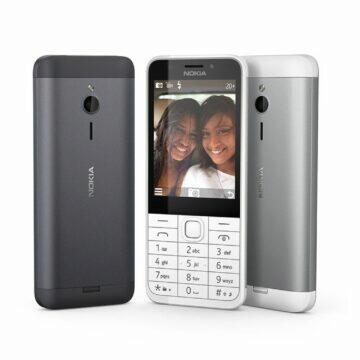 Nokia 230 barvy
