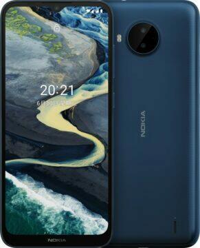 Nokia C20 Plus se systémem Android 11 Go a velkou baterií