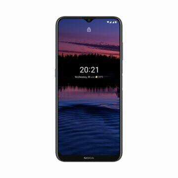 Nokia G20 Night displej
