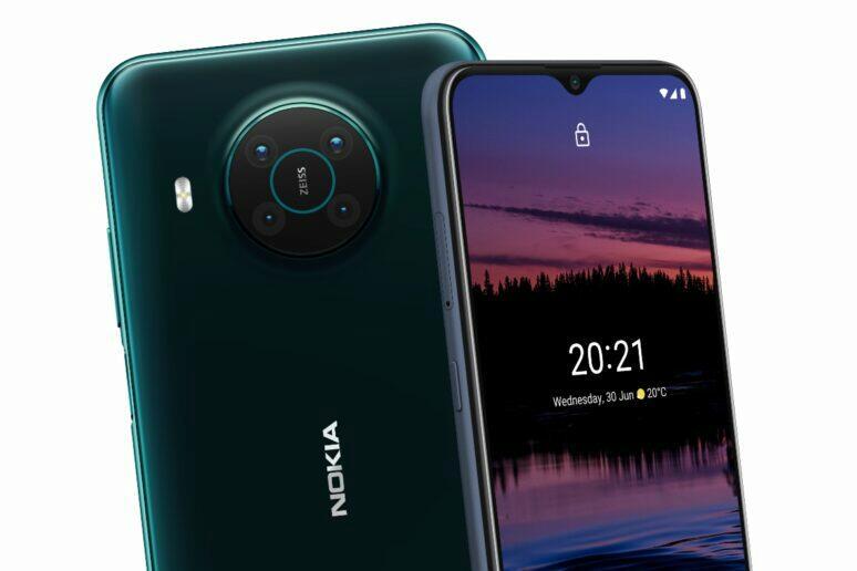 Nokia X10 a Nokia G20 Android 11 český trh