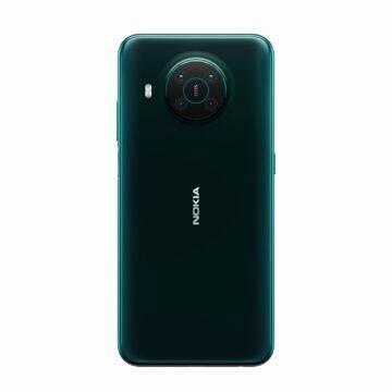 Nokia X10 Night záda