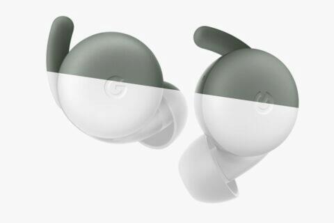 nová Google sluchátka Pixel Buds A