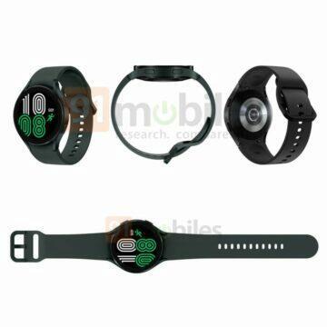 nové hodinky samsung