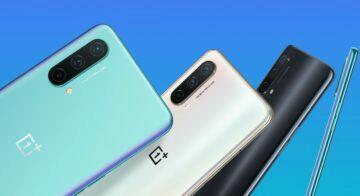 OnePlus Nord CE 5G představeno