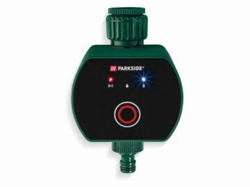 PARKSIDE Zigbee zavlažovací počítač Lidl smart home chytrá domácnost zavlažování indikátor
