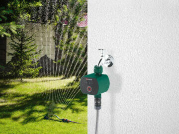 PARKSIDE Zigbee zavlažovací počítač Lidl smart home chytrá domácnost zavlažování trávník