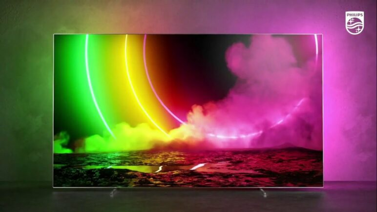 Philips Mini LED 9506 - 9636 and OLED 806 TVs | First Look 2021