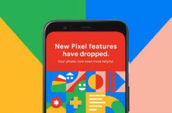 pixel feature drop