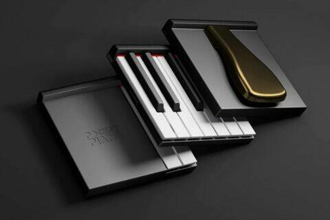PocketPiano Piano aplikace