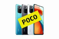 POCO X3 GT od Xiaomi Redmi Note 10 Pro 5G