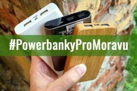 PowerbankyProMoravu powerbanky jižní Morava