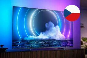 první MiniLED televize Philips ČR předprodej
