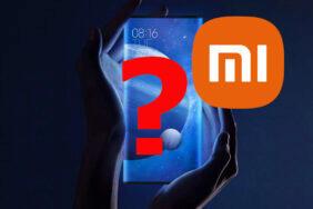 Reálné fotky Xiaomi Mi Mix 4 miui 13 fotoaparát pod displejem spekulace