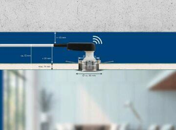 Sada chytrých bodových světel Livarnolux Zigbee 3.0 Smart Home Lidl parametry