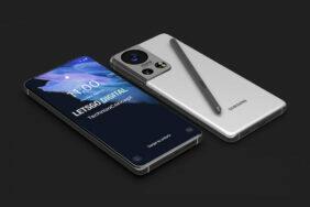 Samsung Galaxy S22 plast