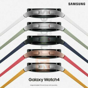 Samsung Galaxy Watch4 hodinky