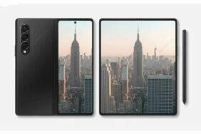 Samsung Galaxy Z Fold 3 dostane S Pen fotoaparát pod displejem