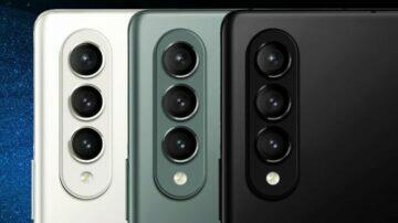 Samsung Galaxy Z Fold 3 dostane S Pen fotoaparát pod displejem.jpeg zelená