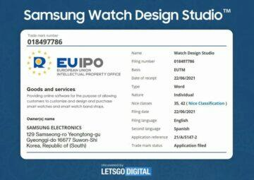 Samsung Watch Design Studio a Good Lock