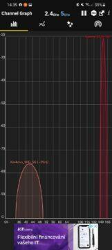 signál u routeru 5