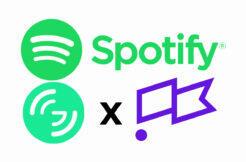 Spotify Greenroom sociální síť sociální sítě Clubhouse
