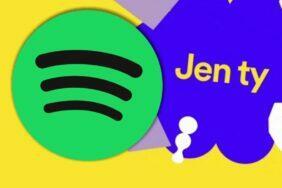 Spotify Jen ty příběhy stories
