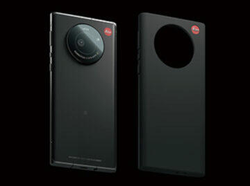 Telefon Leitz Phone 1 Leica fotomobil obal