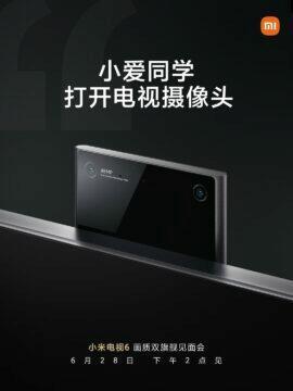 Televizory Xiaomi Mi TV 6