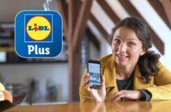 test aplikace Lidl Plus letáky kupóny prodejny