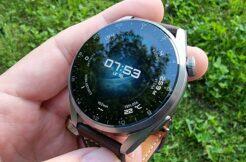 testování Huawei Watch 3 Pro