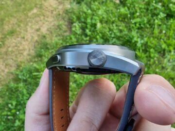 testování Huawei Watch 3 Pro ovládání
