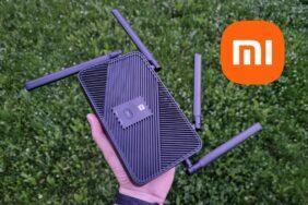 testování Xiaomi Mi Router CR6606