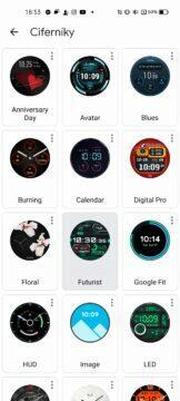 ticwatch aplikace