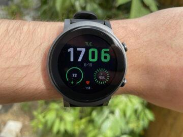 ticwatch e3 snapdragon wear 4100