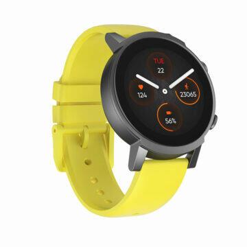 ticwatch e3 yellow