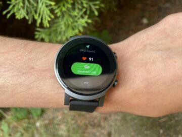 ticwatch zdraví