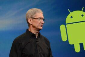 Tim Cook Apple iOS Android malware