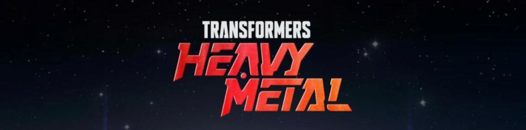 Transformers Heavy Metal banner