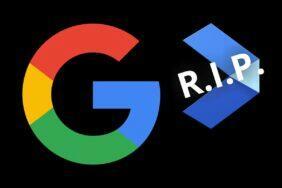 ukončení Google aplikace Measure
