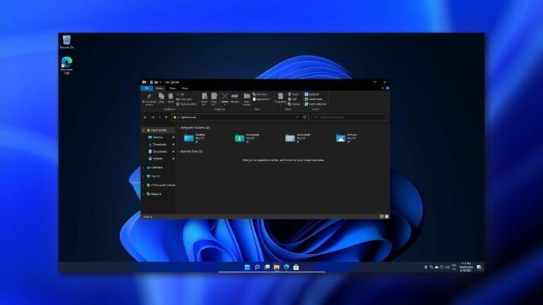 Unikla verze Windows 11 | Jak vypadá nový systém?