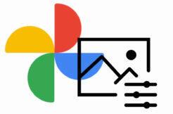 Úprava snímků v aplikaci Google Fotky úprava fotek