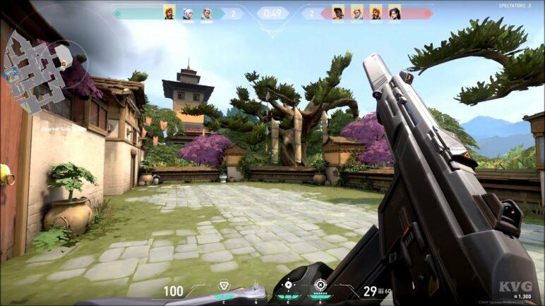 VALORANT Gameplay (PC HD) [1080p60FPS]