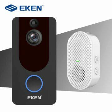 Videozvonek EKEN V7