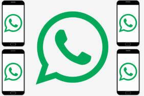 WhatsApp účet na více zařízeních Zuckerberg soukromí